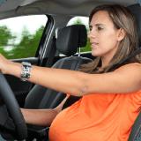In der Schwangerschaft unterwegs mit dem Auto